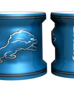 Detroit Lions NFL Sculpted Mini Mug Shot Glass