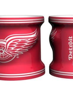 Detroit Red Wings NHL Sculpted Mini Mug Shot Glass