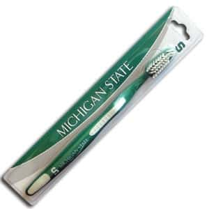 Michigan State Spartans NCAA Toothbrush