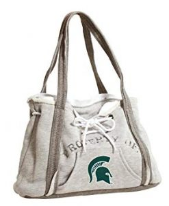 Michigan State Spartans NCAA Hoodie Purse