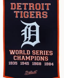 Detroit Tigers Banners
