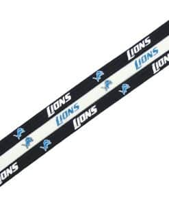 Detroit Lions NFL Elastic Headbands