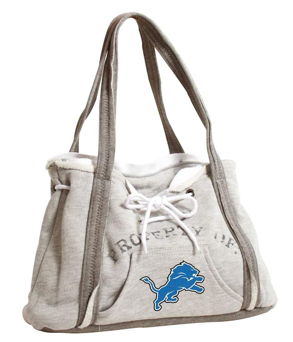 Detroit Lions NFL Hoodie Purse