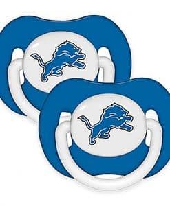 Detroit Lions Pacifiers 2 Pack