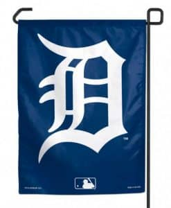 Detroit Tigers MLB 11″x15″ Garden Flag