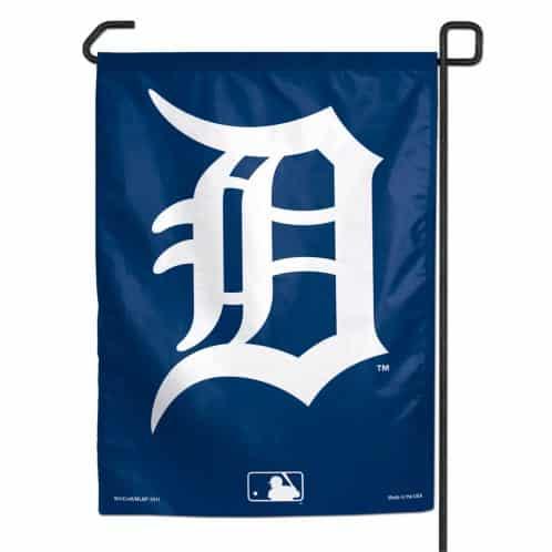 Detroit Tigers MLB 11″x15″ Garden Flag