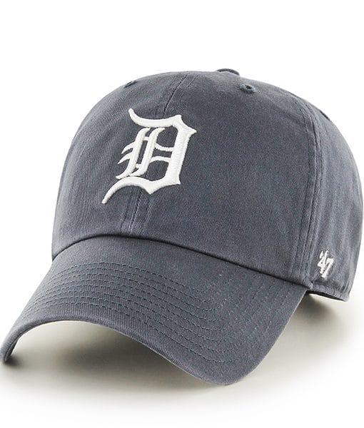 Detroit Tigers 47 Brand Home Vintage Clean Up Adjustable Hat