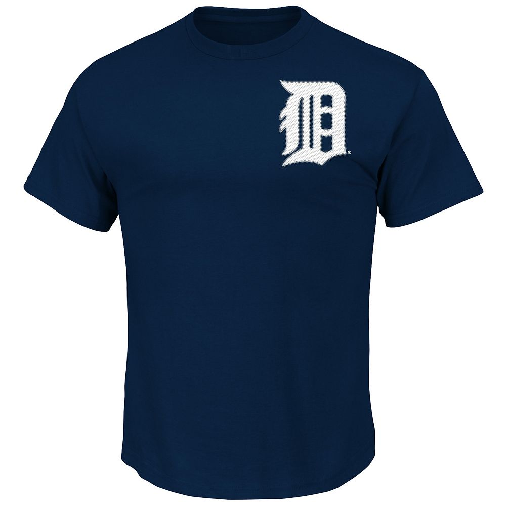 Detroit Tigers T-Shirt - Majestic
