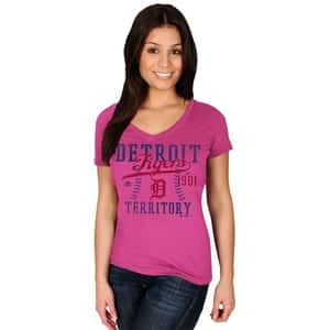 Detroit Tigers Women's Apparel