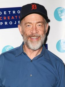 J.K. Simmons to throw first pitch at Tigers Opening Day