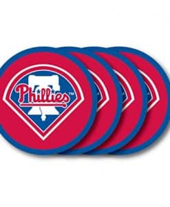 Philadelphia Phillies Coaster Set - 4 Pack