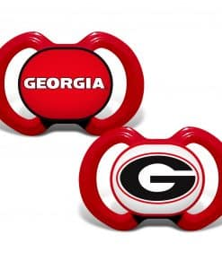 Georgia Bulldogs Pacifier - 2 Pack