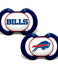 Buffalo Bills Pacifiers - 2 Pack