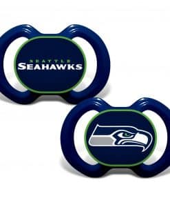 Seattle Seahawks Pacifiers - 2 Pack