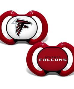 Atlanta Falcons Pacifiers - 2 Pack