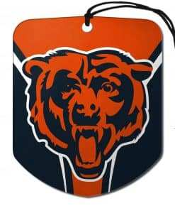Chicago Bears 2 Pack Air Freshener