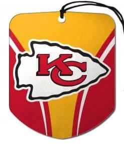 Kansas City Chiefs 2-Pack Air Freshener