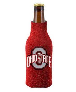 Ohio State Buckeyes Bottle Suit Holder Glitter
