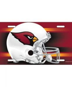 License Plate Arizona Cardinals