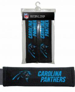 Panthers Seat Belt Pads