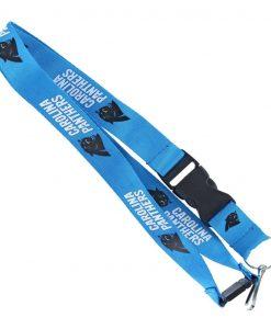 Carolina Panthers Lanyard