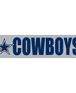 Cowboys Bumper Sticker