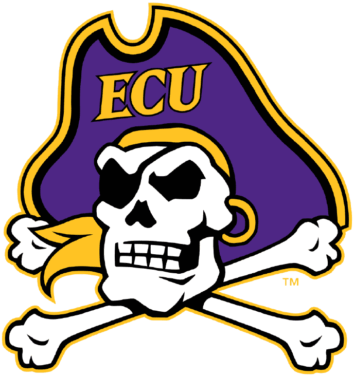 East Carolina Pirates Gear