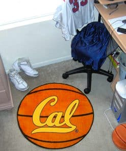 California - Berkeley UC, University of Basketball Mat