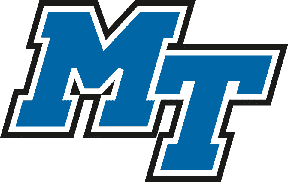 Middle Tennessee Blue Raiders Gear