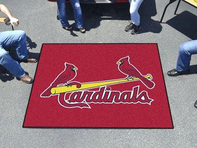 St Louis Cardinals Tailgater Rug