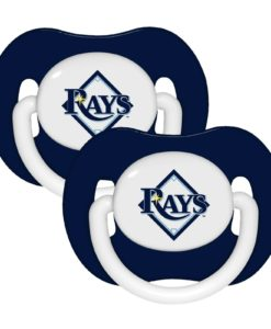 Tampa Bay Rays Pacifier - 2 Pack