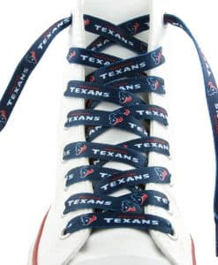 Houston Texans Shoe Laces - 54""