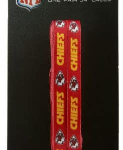 Kansas City Chiefs Shoe Laces - 54""
