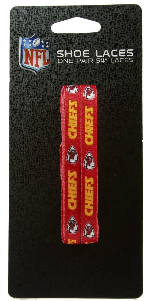 Kansas City Chiefs Shoe Laces