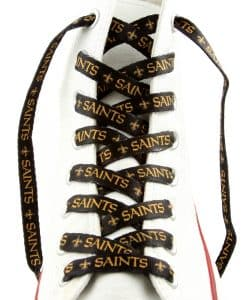 New Orleans Saints Shoe Laces - 54""