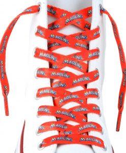 """Miami Marlins Shoe Laces - 54"""""""