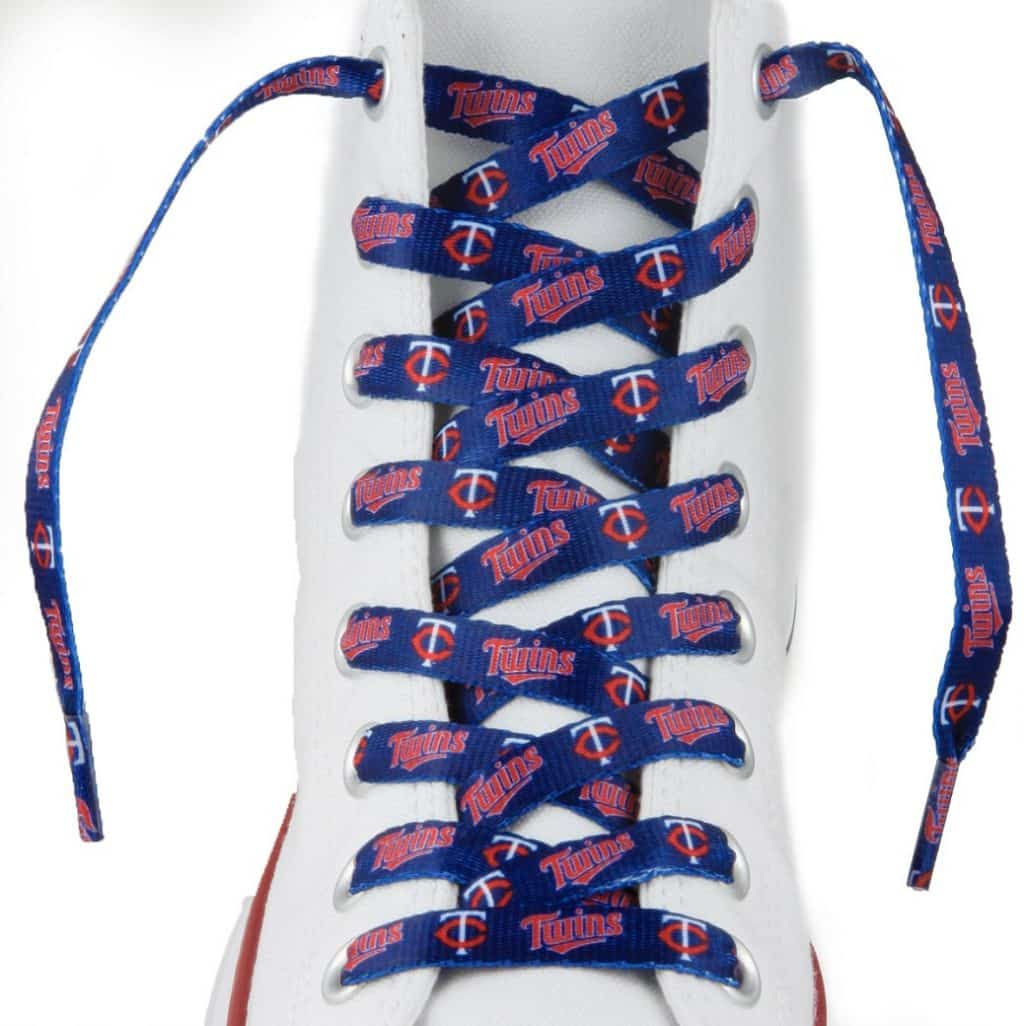 Minnesota Twins Shoe Laces - 54""