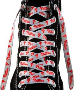 Philadelphia Phillies Shoe Laces - 54""