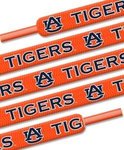 """Auburn Tigers Shoe Laces - 54"""""""