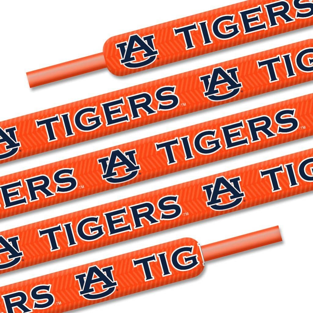 Auburn Tigers Shoe Laces - 54""