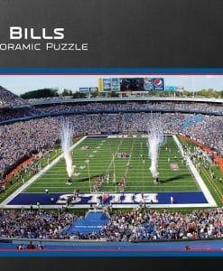 Buffalo Bills Stadium Puzzle