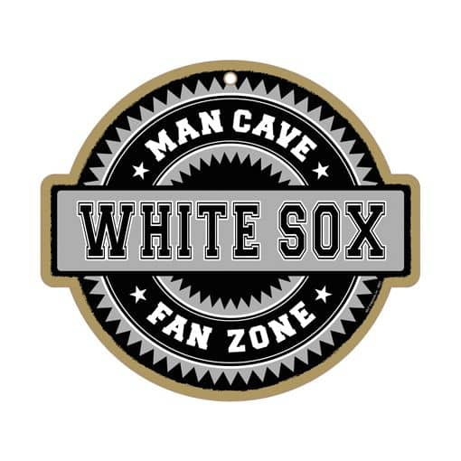 Man Cave Signs Vikings : Chicago white sox man cave fan zone wood sign detroit