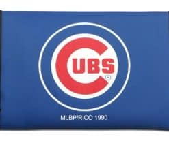 Chicago Cubs Nylon Trifold Wallet