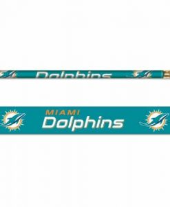 Miami Dolphins Pencil 6 Pack