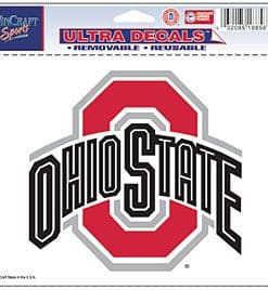"Ohio State Buckeyes 5""x6"" Color Ultra Decal"