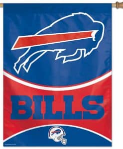 "Bills 27"" x 37"" Vertical Flag"