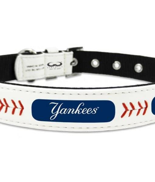 Yankees Dog Collar