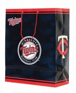 Minnesota Twins Gift Bag - Large