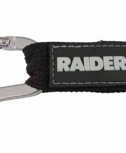 Las Vegas Raiders Carabiner Keychain