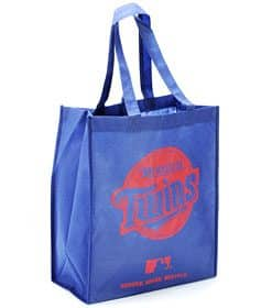 Minnesota Twins Reusable Bag